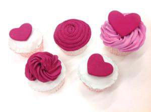 hearty clay cupcake