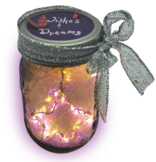 Wishes & Dreams Jar
