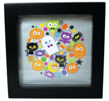 SPOOKY CUTE SHADOWBOX